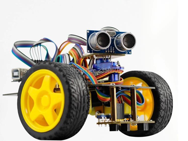 2WD Self Balancing Robot - IG32 DM - Superdroid