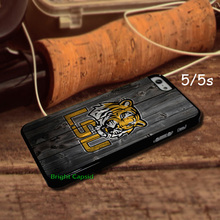 2015 Hot-Selling For LSU Mobile Phone Case Cover for iPhone 5c 5s 5 4s 4 and i6 i6 plus mobile phones