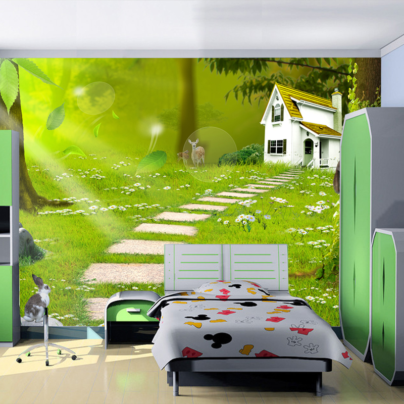 Buy photo wallpaper 3d wall mural wall for Childrens wall mural wallpaper