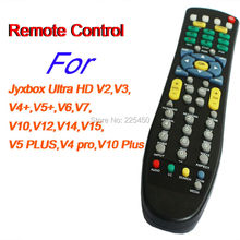 free shipping wholesales remote control for jynxbox live media streamer jynxbox live IPTV remote factory supplier directly