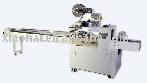 CATALOGUE COST Automatic Pillow-shaped Packaging Machine