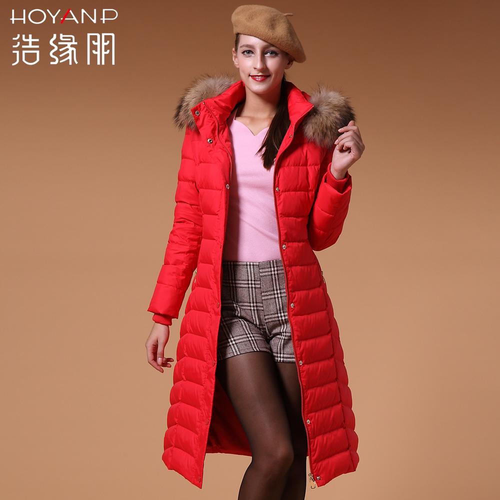 2014 new! 100% Brand New Hoyanp Women winter long jacket, female coat parka, dress women coat! - Kuta Co., Ltd. store