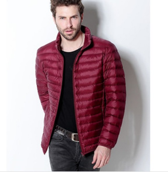 Duck Down Jackets Jacket Men Fashion Down