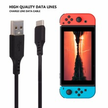 Buy 3M USB Charger Power Cable Cord Line Charger Nintendo Switch NS Game Console Charging Data Line for $4.49 in AliExpress store