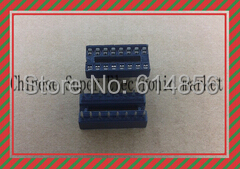 10PCS IC Integrated Circuit 16 Pin DIP IC Sockets(China (Mainland))