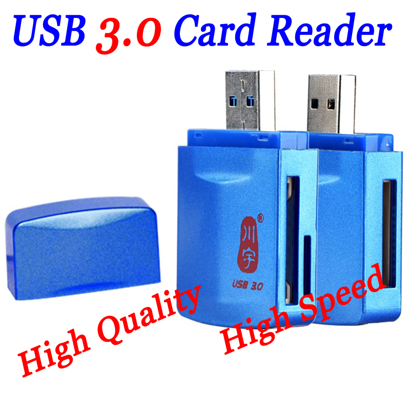 Brand New High Speed 5Gbps USB 3.0 SD Micro SD SDXC SDHC TF MS Card Reader Adapter For SD Card MicroSD SDXC TF Card SDXC MS Card(China (Mainland))