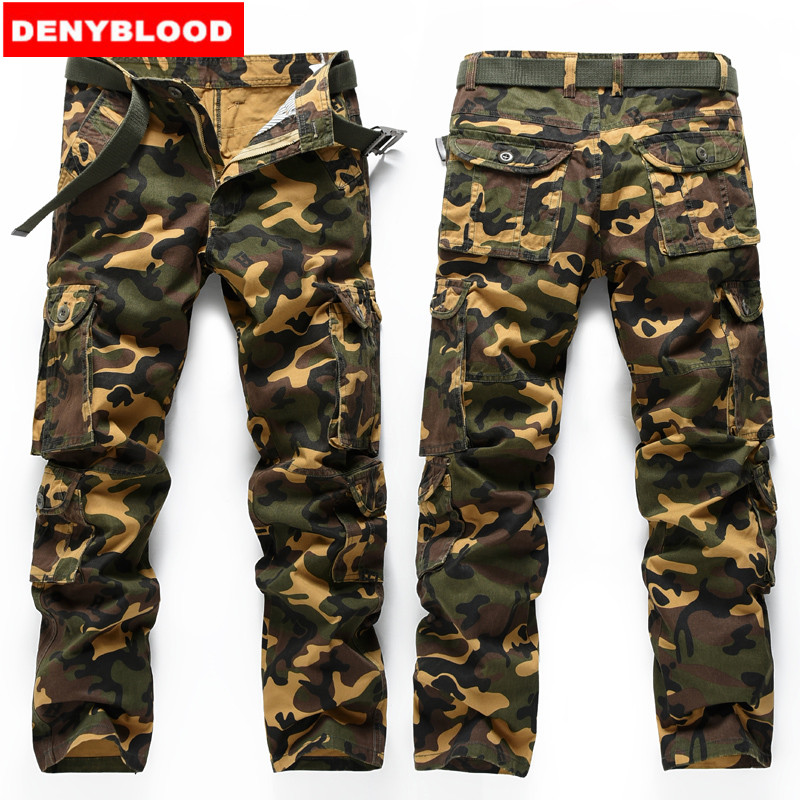 V1 Clothing CO NiuZi Mens Loose Fit Cotton Casual Military