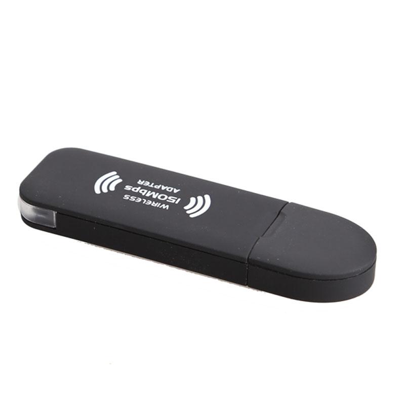 UN2F 150Mbps 802.11n Mini USB WiFi Wireless LAN Adapter Network Card Best Price(China (Mainland))