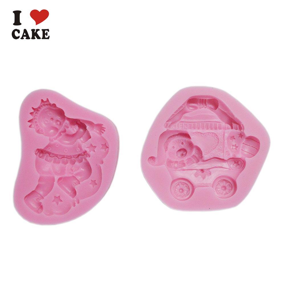 Buy Fa251 Fa260christmas Silicon Molds Cake Decorating Cupcake Kitchen