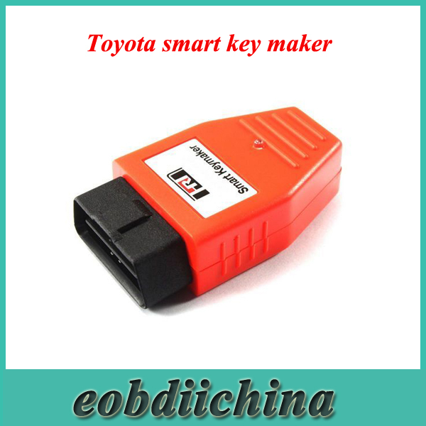 DHL Toyota Smart Key maker 4D chip Keymaker OBD2 Eobd Programmer - Auto Diagnostic Equipment Co., Ltd store