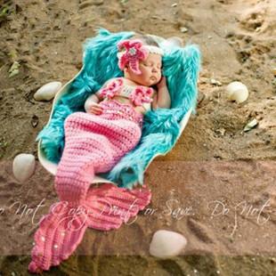 Сто дней детские костюмы ручной работы одежда детская мультфильм русалка детские фотографии костюм одежда устанавливает детская одежда 6389