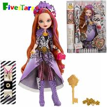 Genuine Original EVH Spring Unsprung Holly O'Hair Dolls Brand Christmas Birthday Gifts Baby Toys anime figure