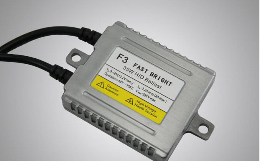 !Hot F3 Fast Bright AC 35W Digital HID Xenon Ballast ,H1 H3 H4 H7 H8 H9 H10 H11 9005 9006 - JSH AUTO LIGHTING CO.,LTD store