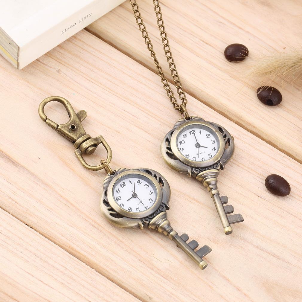 Wholesale vintage antique stainless steel quartz pocket watch key aeproducttsubject mozeypictures Choice Image