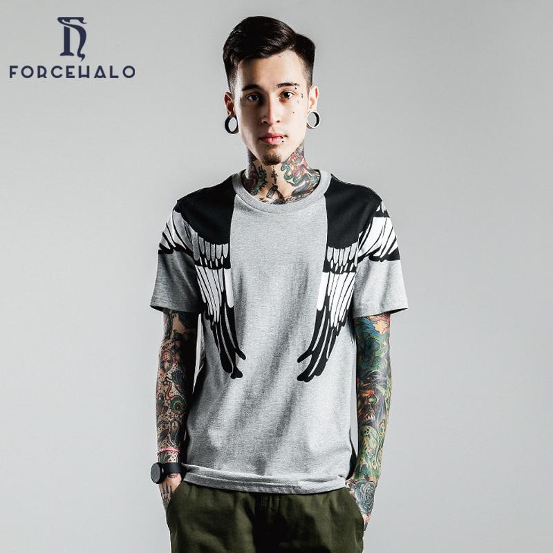 2016 new fashion men t shirt casual printed hip hop t for Printed t shirts mens fashion