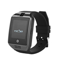 Hot Q18 Bluetooth Smart Watch Support SIM TF Card Camera Smartwatch For IOS Iphone Sumsung xiaomi