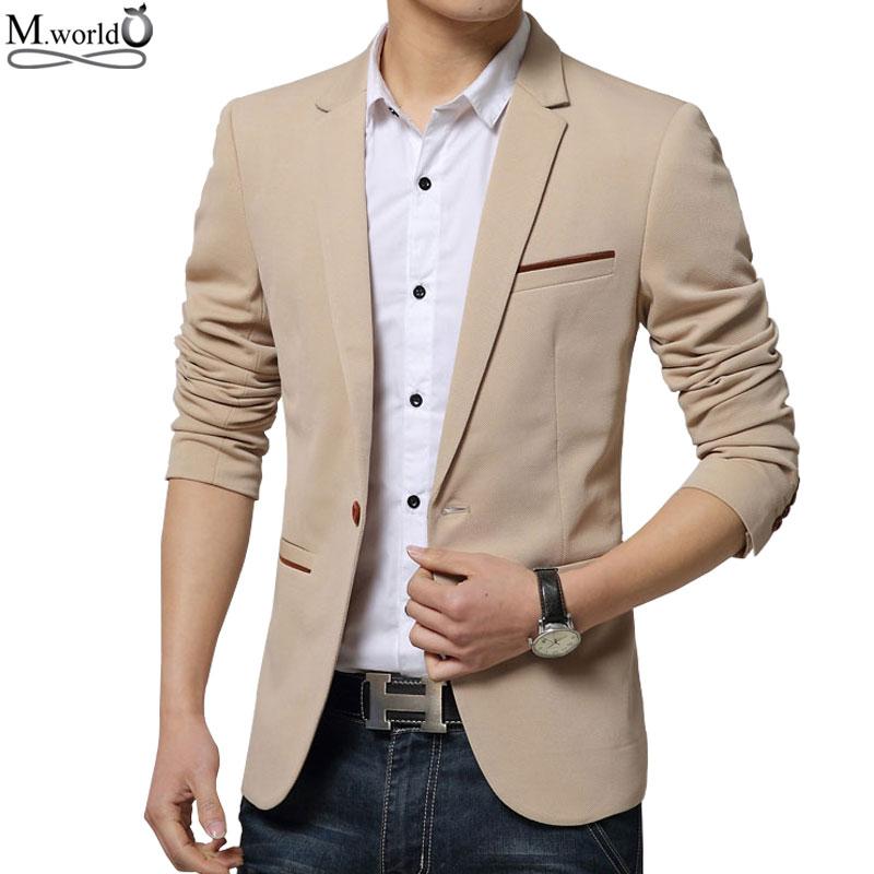 2016 nueva marca Para Hombre Blazer slim fit chaqueta ocasional barato mens blazer traje chaqueta para los hombres grandes del tamaño ropa 4xl 5xl