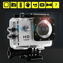 Mini Camcorder gopro hero 3 style 1080p Full HD DVR SJ4000 go pro style camera Sport Helmet Action Camera 1.5-inch LCD Screen