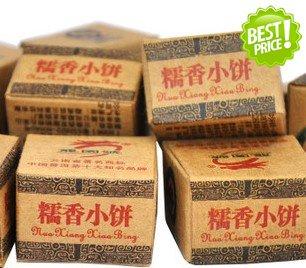 do promotion! 25pcs Organic Puer/Puerh/Puer Ripe Tea,Mini Cake Tea,Weight Loss,Health Tea,Free Shipping<br><br>Aliexpress