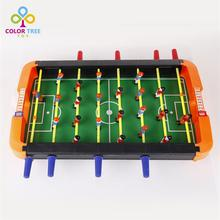 Fun High Quality Table Football Office Soccer Game Family Indoor Sports Toys Set Football Toy Xmas Birthday Gifts For Boys(China (Mainland))