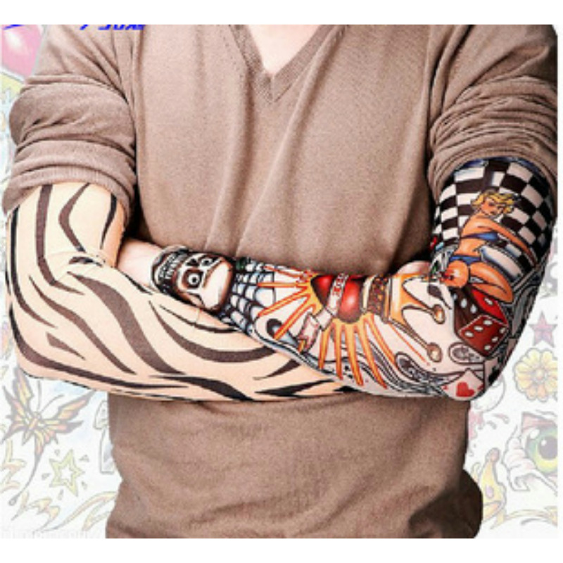 Cool car tattoos reviews online shopping cool car for Sunscreen new tattoo