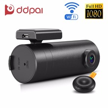 DDPai mini WiFi Car DVR 1080P FHD Night Vision Dash Cam Recorder Rotatable Lens Car Camera Wireless Snapshot Auto Camcorder(China (Mainland))