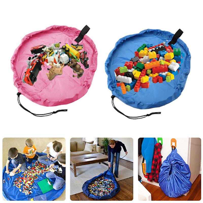 Детские игрушки быстро сумка для хранения главная/пикник/автомобиль игрушки организатор быстро мешок детские ИГРУШКИ СУМКА ДЛЯ ХРАНЕНИЯ главная/открытый мат игра PTSP