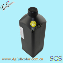 Free shipping LED UV ink UV curable ink for epson 7400 flatbed printer 4color/set