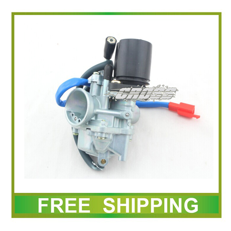 font b GY6 b font scooter 50cc 70cc 90cc JOG50 XH90 PZ19 19mm carburetor with