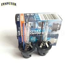 Hot-selling New 2 pieces for OSRAM D2S 66240CBI Car XENON BULB 12V 35W 4300k 5500K(China (Mainland))