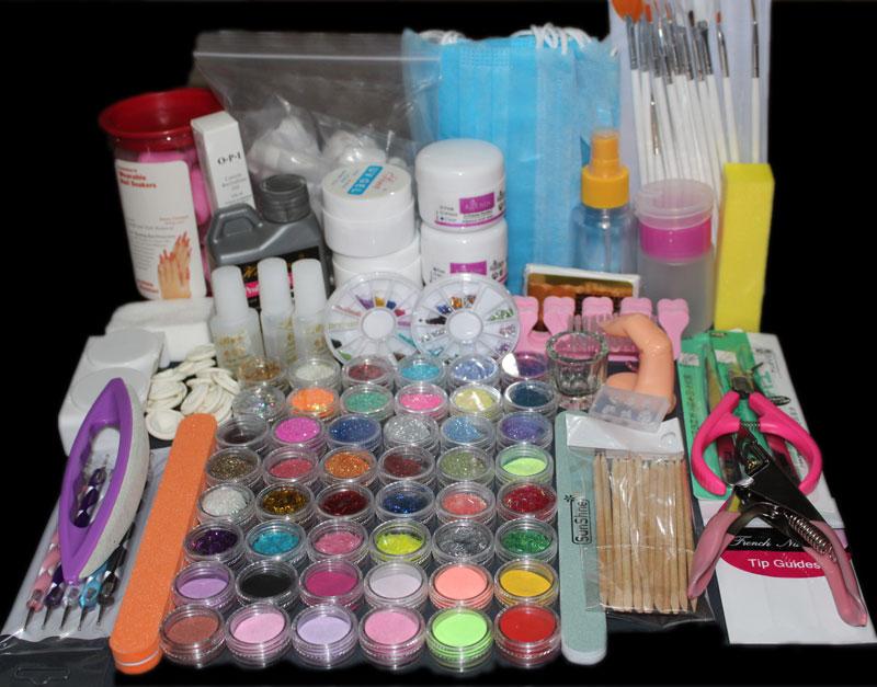 Nail art diy kit the manicured amateur l a girl diy nail art kit nail art kit pen set view view images aliexpress buy hot sale prinsesfo Images