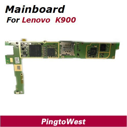 Original Used Worked Well Lenovo K900 32GB mainboard motherboard Replacement parts supplier for lenovo K900 free shipping(China (Mainland))