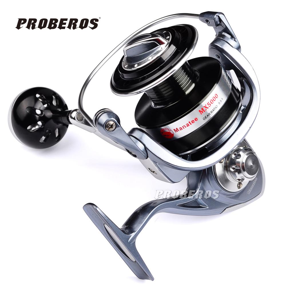 Buy proberos full metal fishing reel for Reel steel fishing