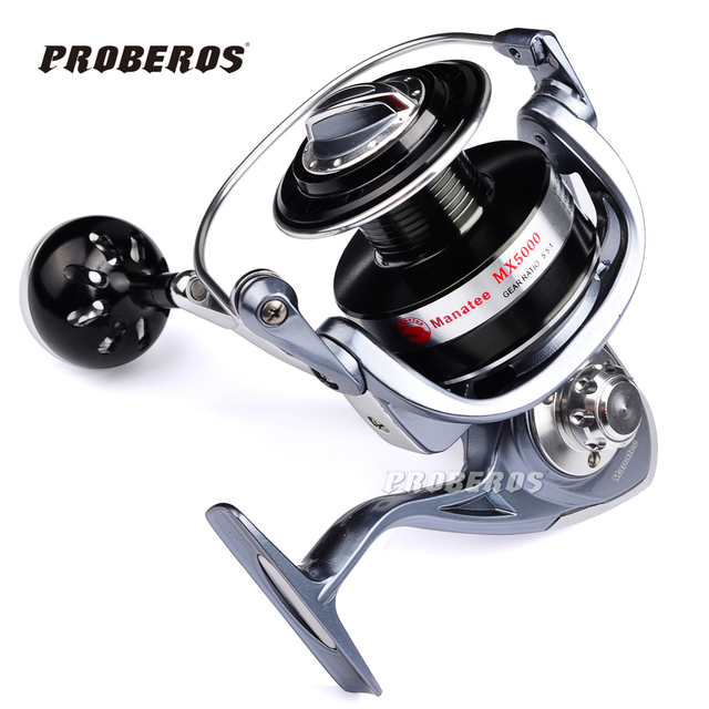 Proberos fishing tackle co ltd small orders online for Reel steel fishing