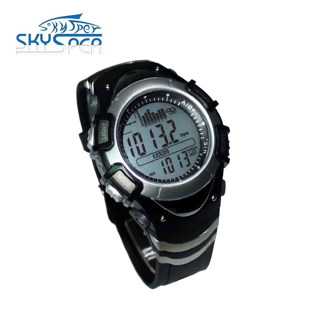 2015 men watches Multi function Waterproof WristWatches FX704A Digital Fishing Barometer Watch Table 3ATM - Skysper store