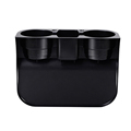 Newest Car Styling Universal Car Cup Holder Black Drink Holder Multifunctional Drink Holder Auto Supplies Car