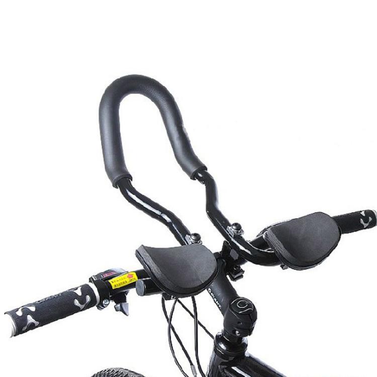 BCCN BN-X013 MTB Mountain bike Road folding bicycle aluminum alloy sponge TT Handlebar rest Handlebars free shipping<br><br>Aliexpress