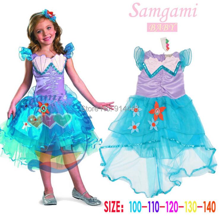 Princess Sofia Blue Dress Girl Princess Sofia Dress