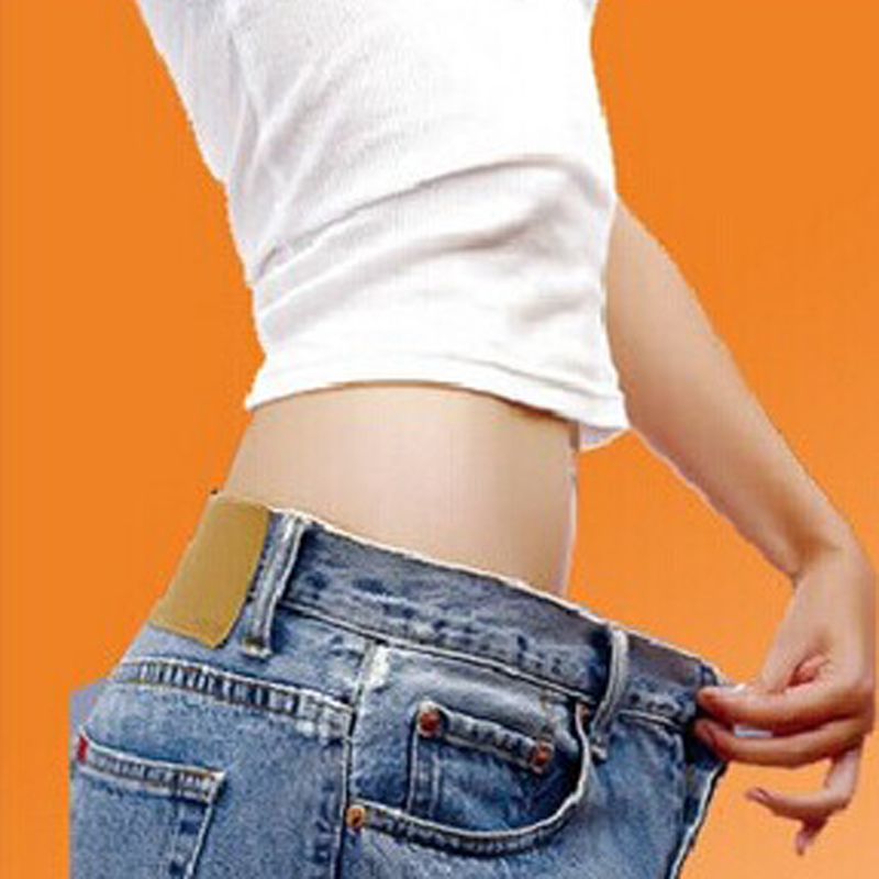 100pcs =10bag Slimming Patches Weight Loss to Buliding the Body Slimming Diet Products(China (Mainland))