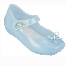 Mini melissa winter Mini Melissa Ballet Shoes rain shoes Christmas Gift  Ultragirl girls shoes buckle slipper Fruit jelly sandal(China (Mainland))