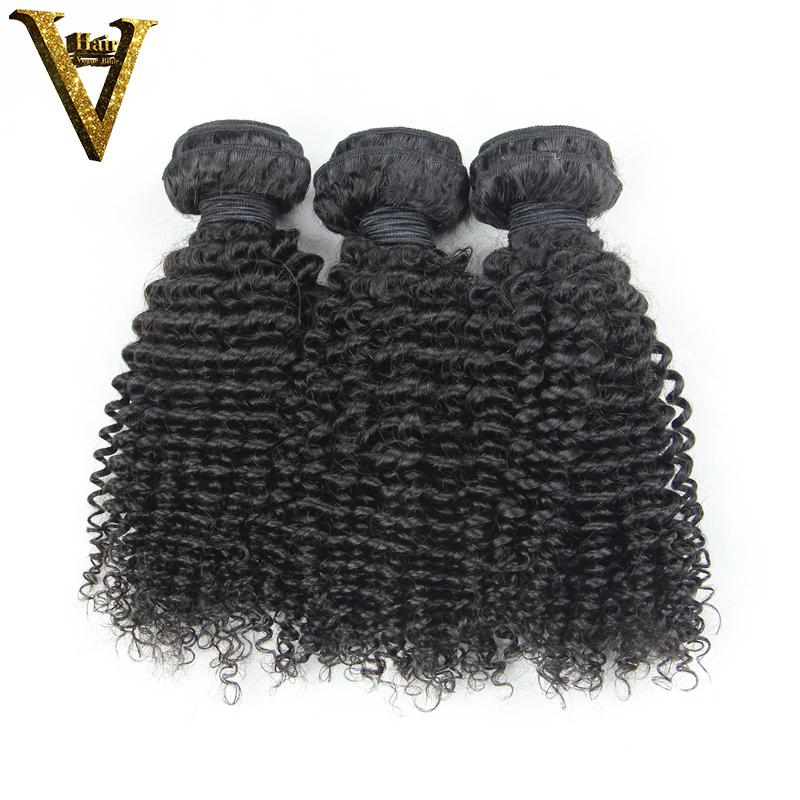 Unprocessed 7A Mongolia Virgin Hair Kinky Curly 3Pcs/lot Human Hair Curly Cheap Wholesale Virgin Mongolia Hair Curly Bundles<br><br>Aliexpress