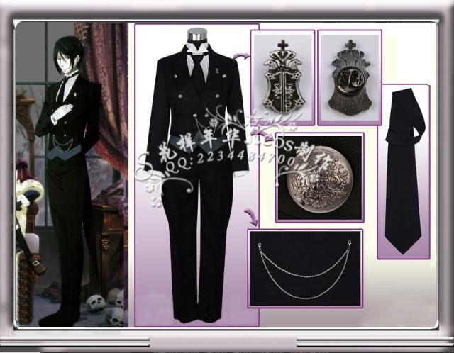 Online kaufen gro handel black butler kleidung aus china for Butlers ausverkauf