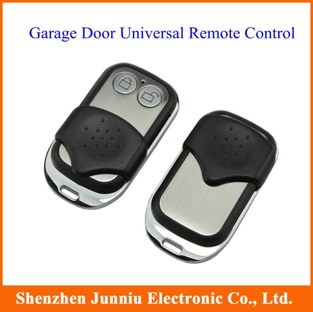 2 CH 2Ch RF Wireless Garage Door Remote Control Car Alarm Remotes Auto Gate Remotes 433 mhz 24V Free Shipping