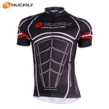 Buy NUCKILY Variety Men's Short-Sleeved T-shirt Quick-Drying Antimicrobial Short Sleeve Cycling Tops Summer Sports Bike Jersey for $26.10 in AliExpress store