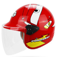 professional safety Children Motorcycle Helmet kids helmet for motorbikes 17 color available fits 3-12 years old kids
