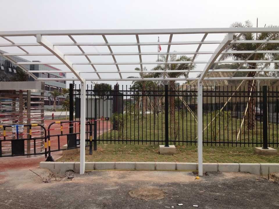 Aluminum Car Canopy : Carport canopy car shelter garage with aluminum