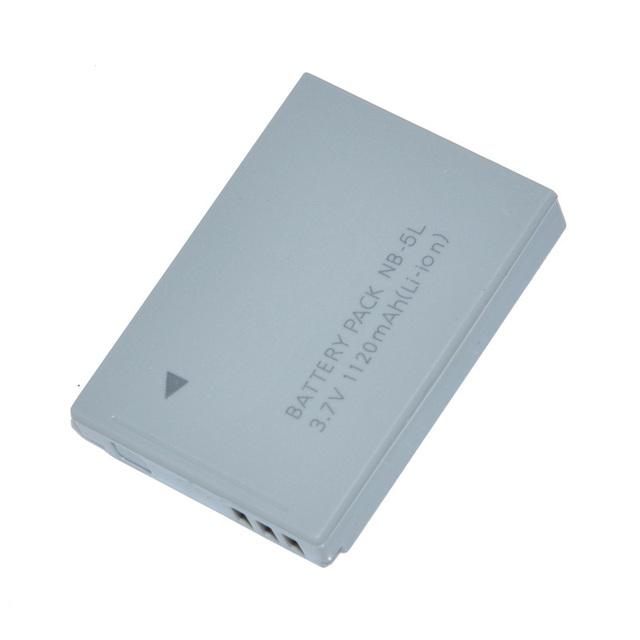Original Camera Battery  NB-5L  LI-ion for canon NB5L SD950 SD900 SD990 890 870 free shipping