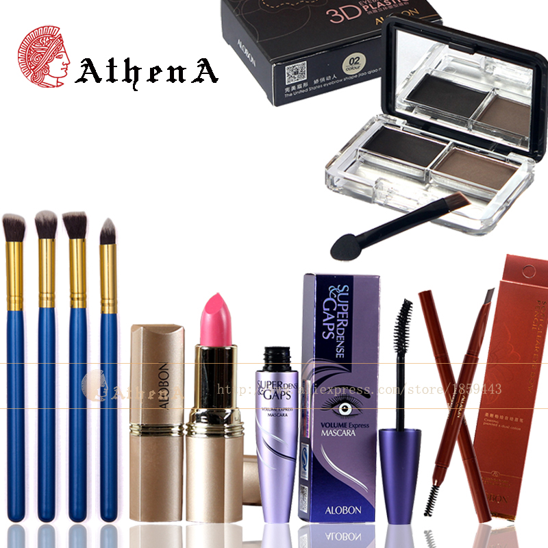 Athena Brand Makeup Set Full Professional Makeup Kit Marca Set De Maquillaje Filles Maquillage ...