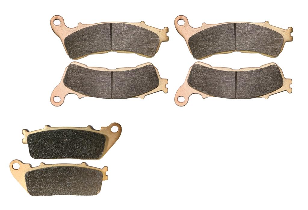 Brake Shoe Pads set HONDA CB1000 CB1000RA CB 1000 RA9 RAA ABS Model 2009 2010 2011 2012 2013 2014 2015