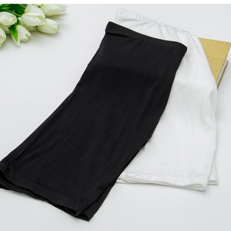 Shorts for Women Elastic Safety Shorts Pants Women Lady Fashion Black Lace Safety Pants